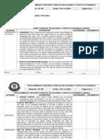 Manual de Procedimientos - Vicerrectoria de Relaciones y Apoyo Estudiantil