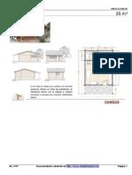 Arquitectura - Planos de Casas de Madera - Chaletmadera
