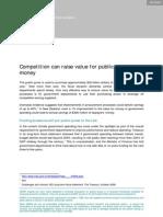 NZIER Insight 8 - Public Procurement