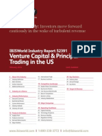 52391 Venture Capital & Principal Trading in the US Industry Report