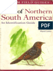 Birds of Northen South America