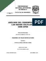 Modelo Analitico Gsmgprs