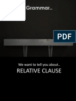 English - Relative Clause! 2