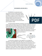 clase n°1 intrumental endodontico