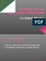 Historia Doctrina Cristiana II (1)