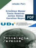 Psicologia Forense UDI
