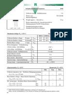 TIP 32 Datasheet