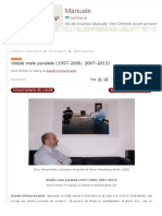 Atelier LiterNet › Sorin Antohi, în dialog cu Daniel Cristea-Enache
