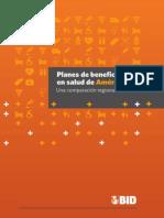 BID - Planes de Beneficios de Salud de América Latina - Una Comparación Regional