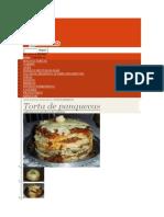 Torta de Panquecas