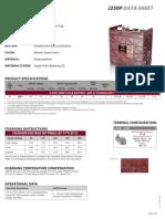 j250p trojan data sheets