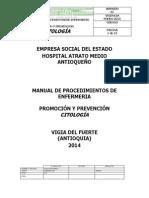 Manual de Ptos Enfermeria Pyp Citología