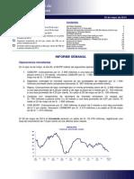 Resumen Informativo 19 2014