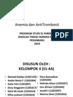 Anemia Dan AntiTrombosit