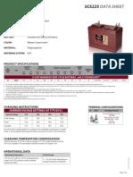 scs225 trojan data sheets