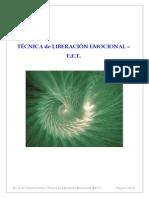 2.1-Técnica de Liberación Emocional (e.f.t.) (Junio 2011)[1]