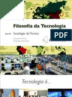 Culturaenovasmidias Aula1 Filosofiadatecnologia 110411093907 Phpapp01