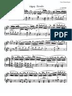 Gypsy Rondo sheet music