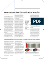Hedge fund diversification article