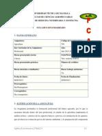 Syllabus Apicultura