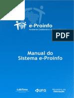 Manual Completo Do E-Proinfo-2