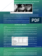 TC Cardiaca - Angiografía Para El Diagnóstico