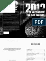 2012 y El Verdadero Fin Del Mundo