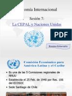 Cepal y Naciones Unidas