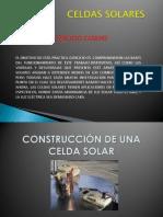 Construcción de Una Celda Solar
