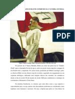 Analíse de Cartazes Durante o Período Da 2ª Guerra Mundial