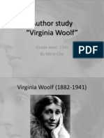 the life of virginia woolf