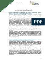Trabalho de Filosofia Da Ciência Dos Alunos Mariana Guerreiro e Miguel Rodrigues 11º d
