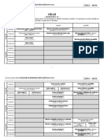 Orar PI- IDD (Semestrul II)v.3