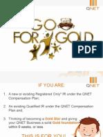 Goforgoldplustrainingv5withexistingirs Clean 140309234347 Phpapp01