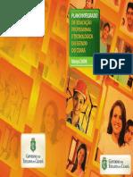 Plano Educação Profissional Ceará
