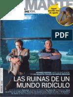 Nº 214 Revista EL AMANTE Cine