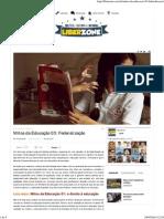 Federalização _ Liberzone