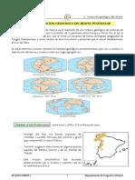 Evolucion Geologica Del Relieve Peninsular
