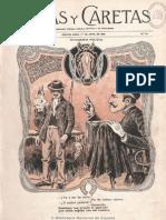 Caras y Caretas (Buenos Aires). 1-4-1899, n.º 26