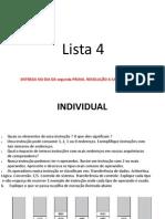 Lista 4 BCC266