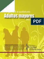 Agendas_ADULTOS Ministerio de Inclusion Social