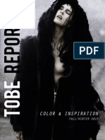 Tobe Report - Color & Inspiration