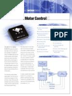 MC73110 Motor Control Chip Datasheet