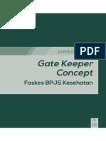 15-Gate Keeper Concept