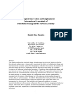 Technological Innovation and Employment