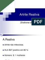 Artrite Reativa