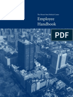 Employee Handbook 10 07