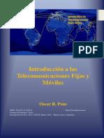 Libro Introducción a Las Telecomunicaciones Fijas y Móviles