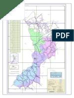 Mapa Rodoviário Rural