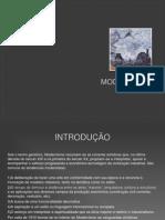 Modernismo Final 2